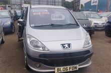 Used Peugeot 1007