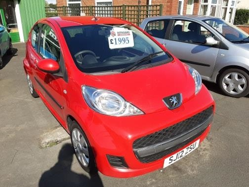 Large image for the Peugeot 107