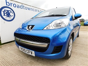 Large image for the Used Peugeot 107