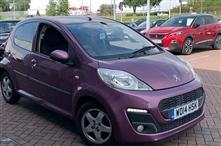 Used Peugeot 107