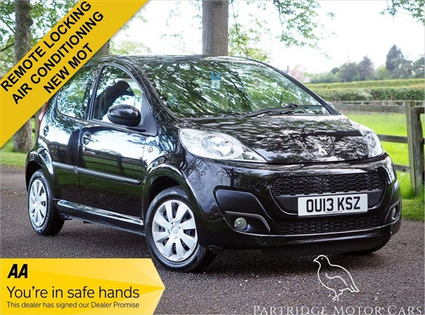 Peugeot 107 £4,061 - £5,695
