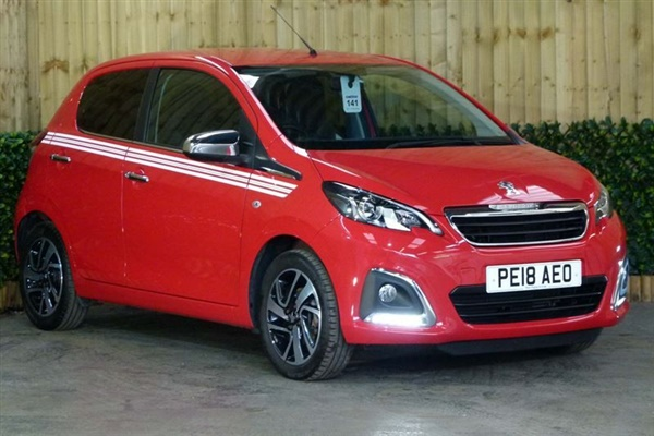 Large image for the Used Peugeot 108