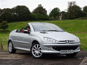 Large image for the Used Peugeot 206 CC