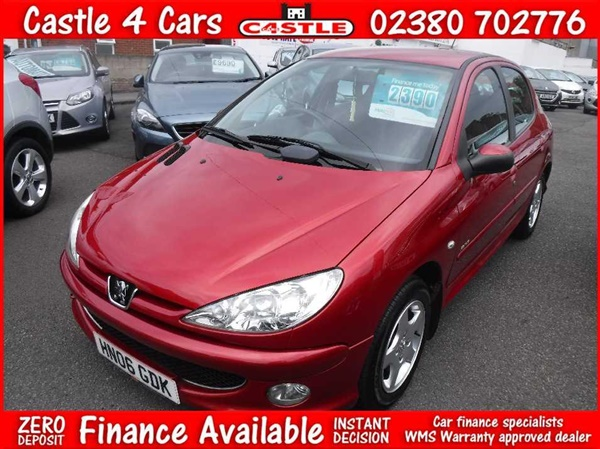 Large image for the Peugeot 206