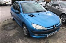 Used Peugeot 206