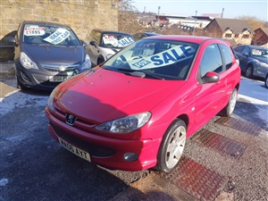 Large image for the Used Peugeot 206