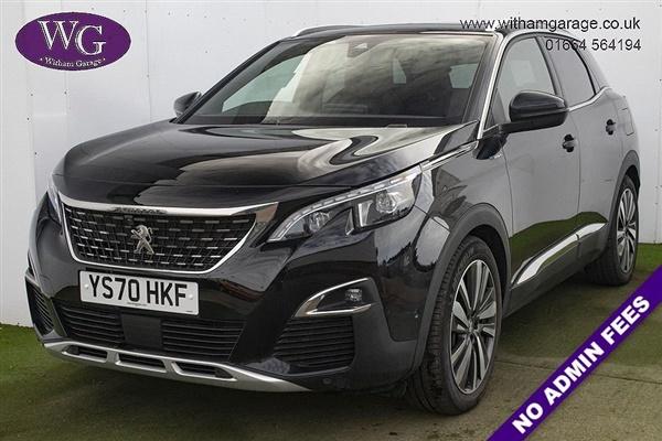 Peugeot 3008 £28,566 - £42,000