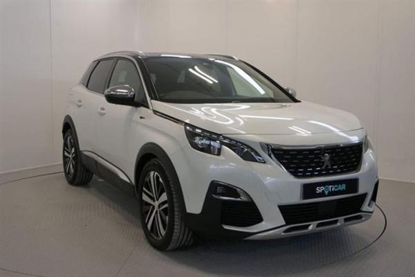 Peugeot 3008 £28,954 - £42,436