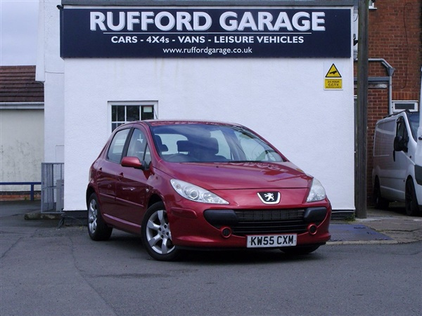 Peugeot 307 £3,224 - £4,495