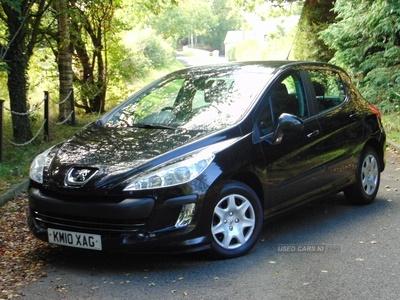 Peugeot  308  2010 HDI 1.6 SPORTS