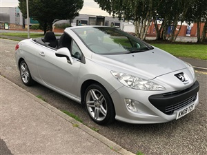 Large image for the Used Peugeot 308 CC