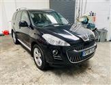 Used Peugeot 4007