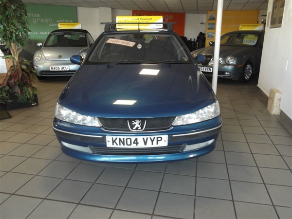 Large image for the Peugeot 406