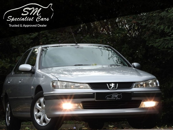Large image for the Used Peugeot 406