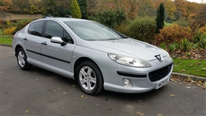 Large image for the Used Peugeot 407