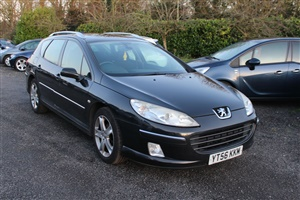 Large image for the Used Peugeot 407 SW