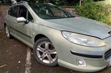 Used Peugeot 407