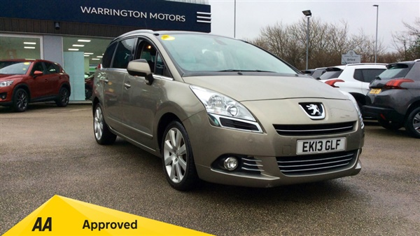 Large image for the Peugeot 5008