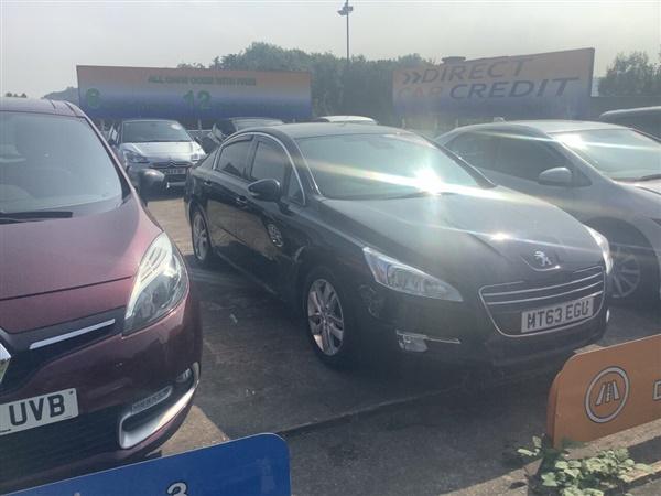 Peugeot 508 sw, 2013, Estate, Auto Diesel, 121000 miles