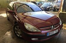 Used Peugeot 607