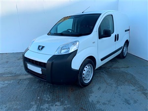 Large image for the Used Peugeot Bipper