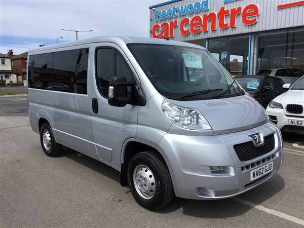Large image for the Peugeot Boxer