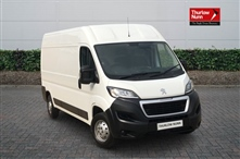 Used Peugeot Boxer