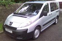 Used Peugeot Expert Tepee