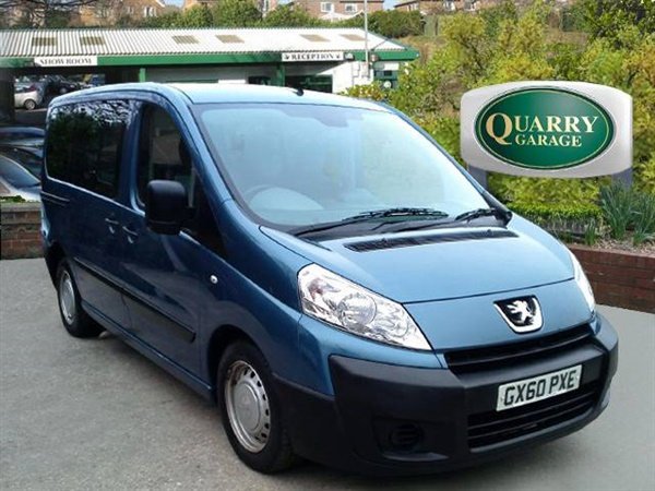 Large image for the Used Peugeot Expert Tepee