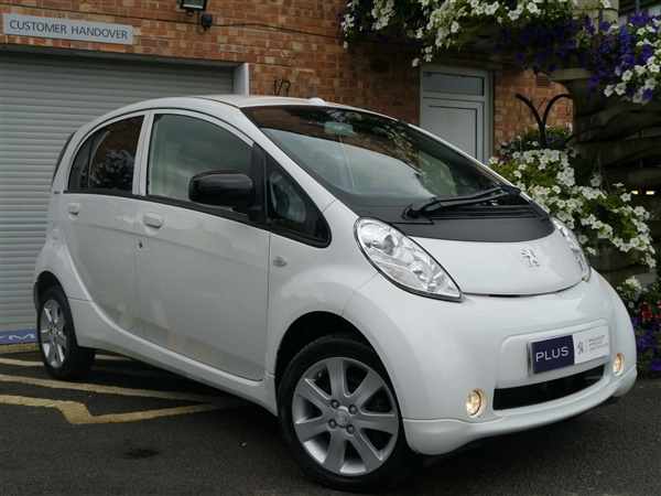 Large image for the Used Peugeot Ion