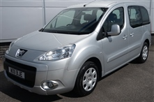 Used Peugeot Partner Tepee