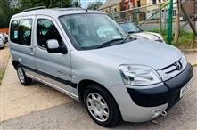 Used Peugeot Partner