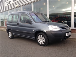 Large image for the Used Peugeot Partner Origin Combi