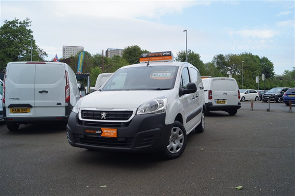 Large image for the Used Peugeot PARTNER