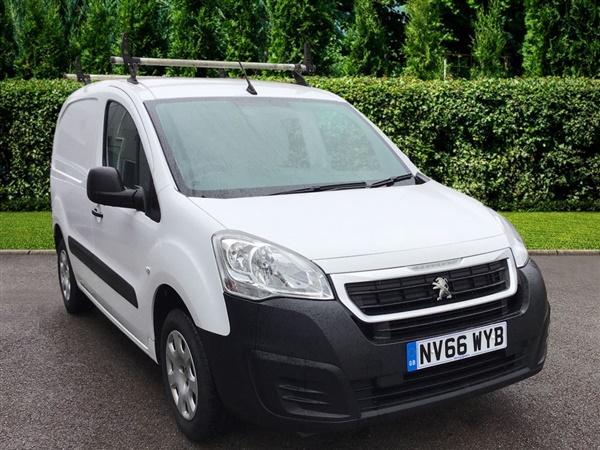 Large image for the Peugeot Partner