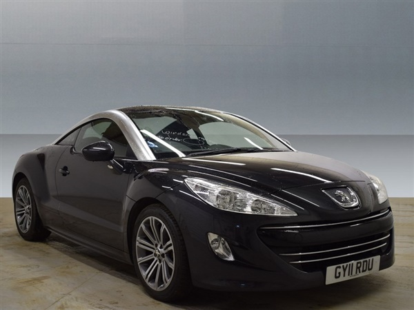 Large image for the Used Peugeot Rcz