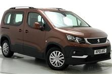 Used Peugeot Rifter