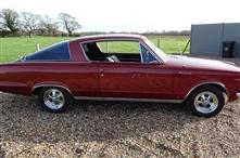 Used Plymouth Barracuda