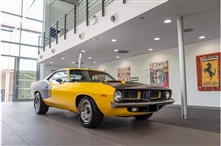Used Plymouth Barracuda