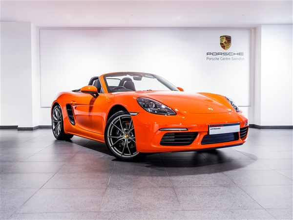 Large image for the Used Porsche 718