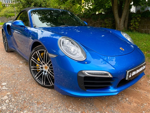 Large image for the Used Porsche 911 Turbo [991]