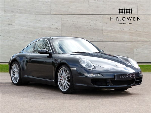 Large image for the Used Porsche 911 Targa