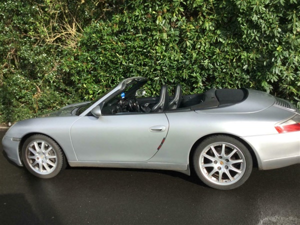 Large image for the Used Porsche 911 Carrera [996]