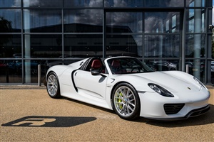 Large image for the Used Porsche 918