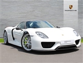 Used Porsche 918