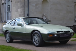 Large image for the Used Porsche 924