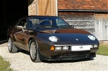 Used Porsche 928