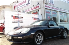 Used Porsche Boxster For Sale In Edinburgh Midlothian