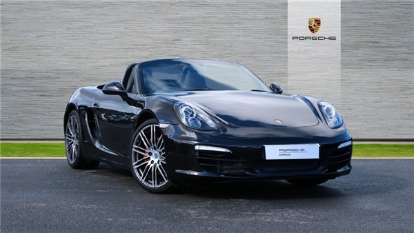 Large image for the Used Porsche Boxster