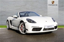 Used Porsche Boxster